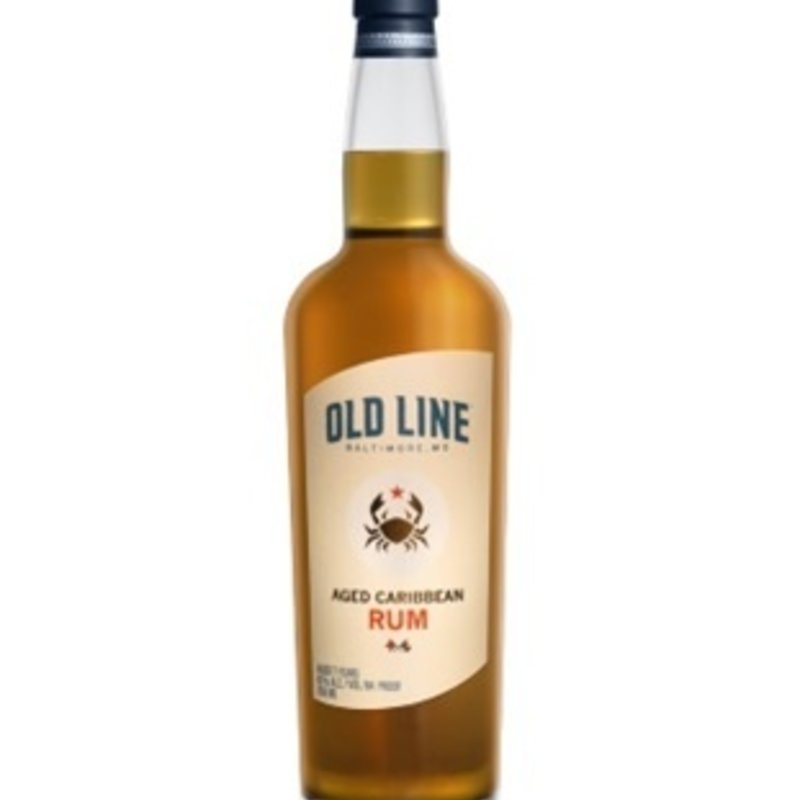 Old Line Aged Caribbean Rum