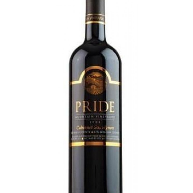 Pride Mountain Vineyards Cabernet Sauvignon 2017