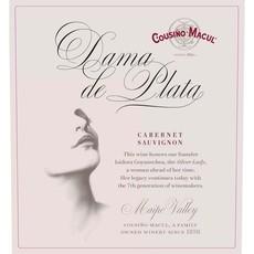 """Cousino Macul """"Dama de Plata"""" Cabernet Sauvignon 2016"""