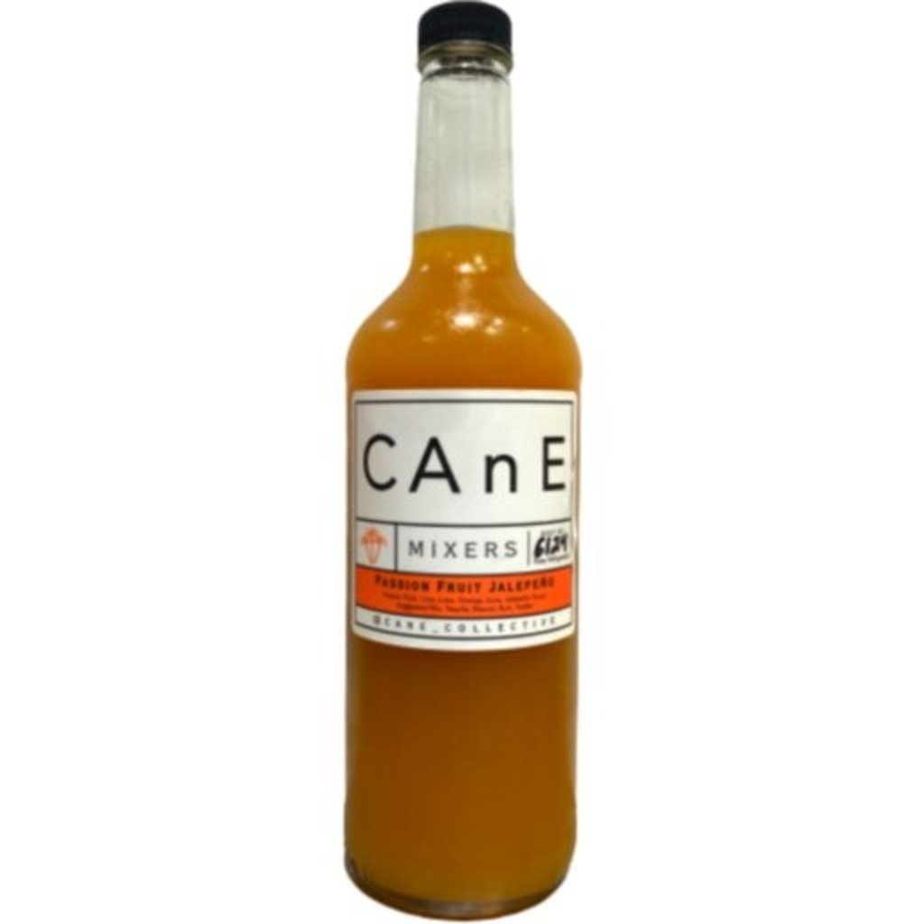CANE Mixers Passion Fruit Jalapeno