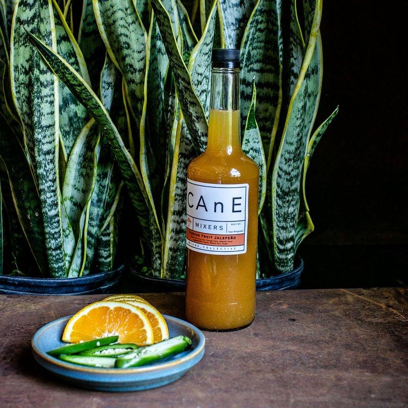 CAnE CANE Mixers Passion Fruit Jalapeno