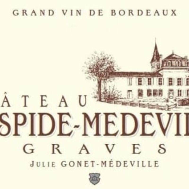 Chateau Respide-Medeville Graves Rouge 2016