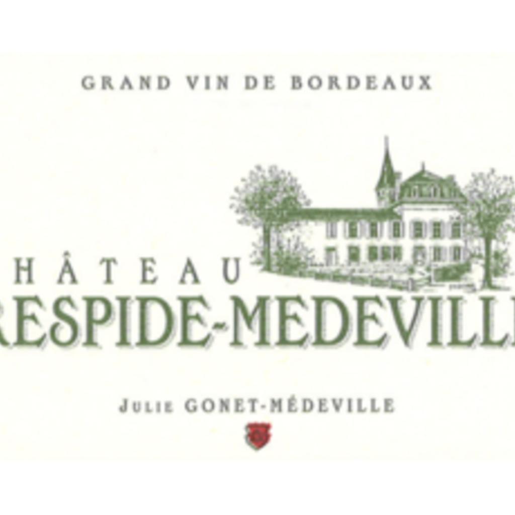 Respide-Medeville Graves Blanc 2018