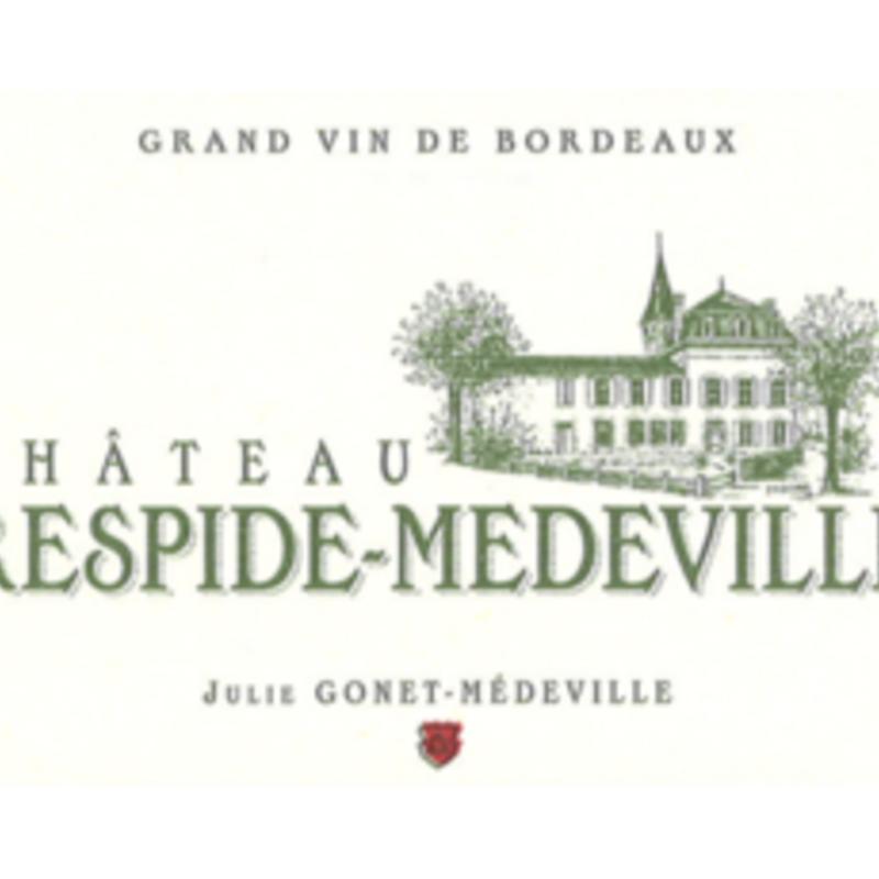 Respide-Medeville Graves Blanc 2016