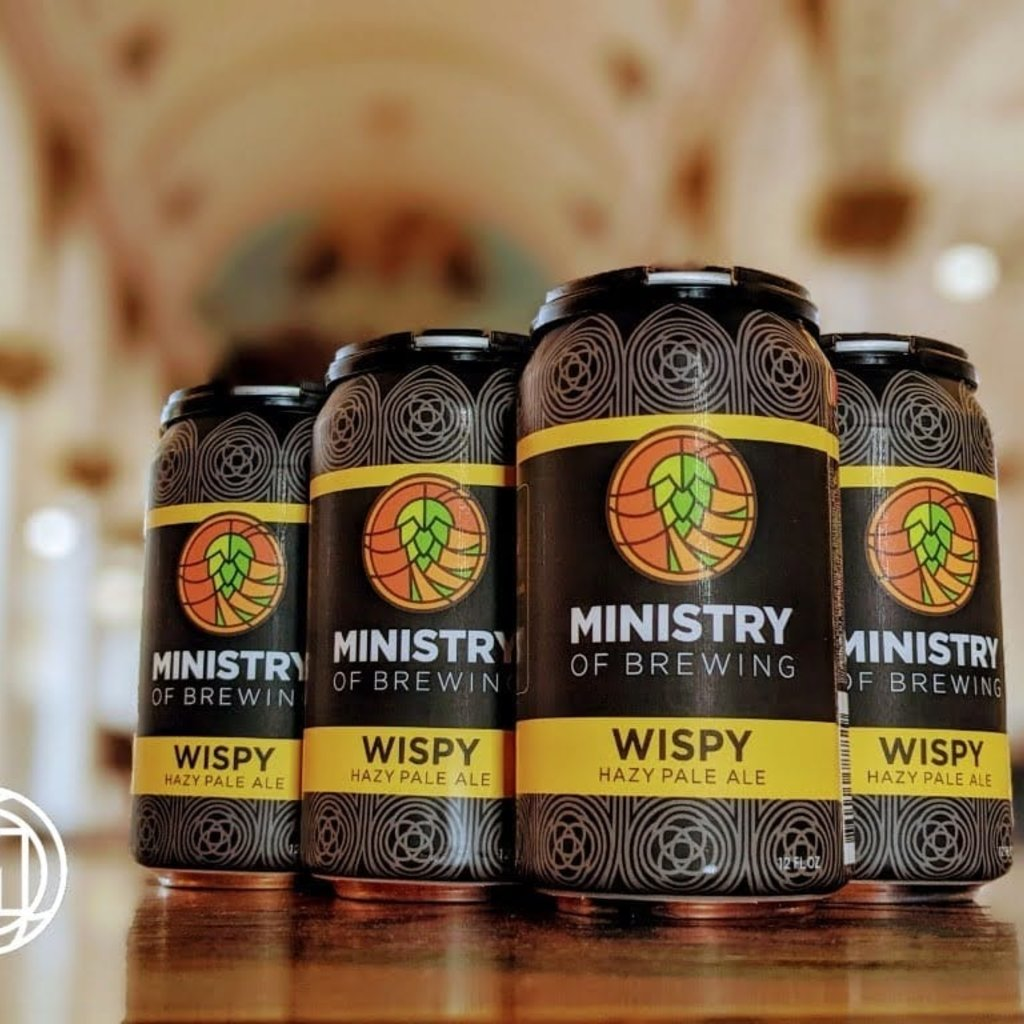 Ministry of Brewing Wispy Hazy Pale Ale 6-Pack