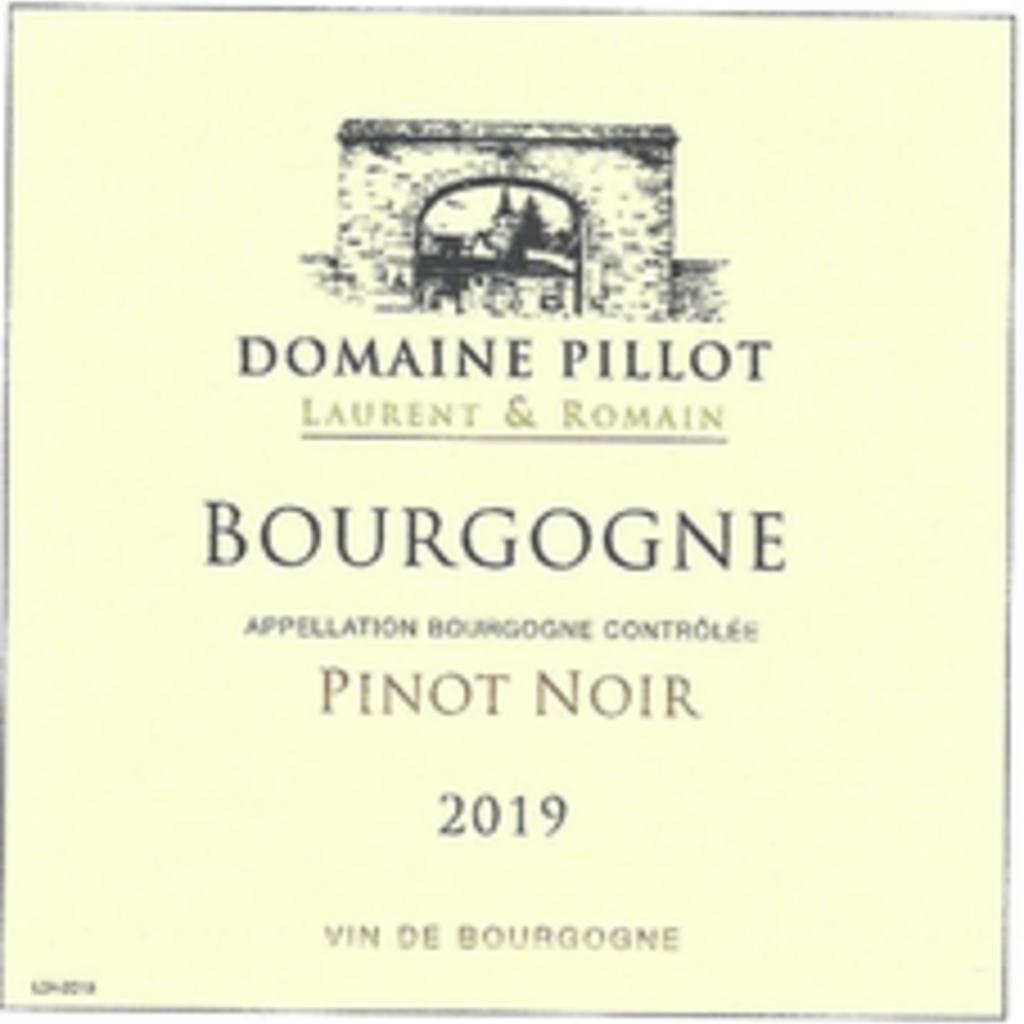 Domaine Pillot Bourgogne Pinot Noir 2019