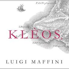 Luigi Maffini Kleos Aglianico 2017