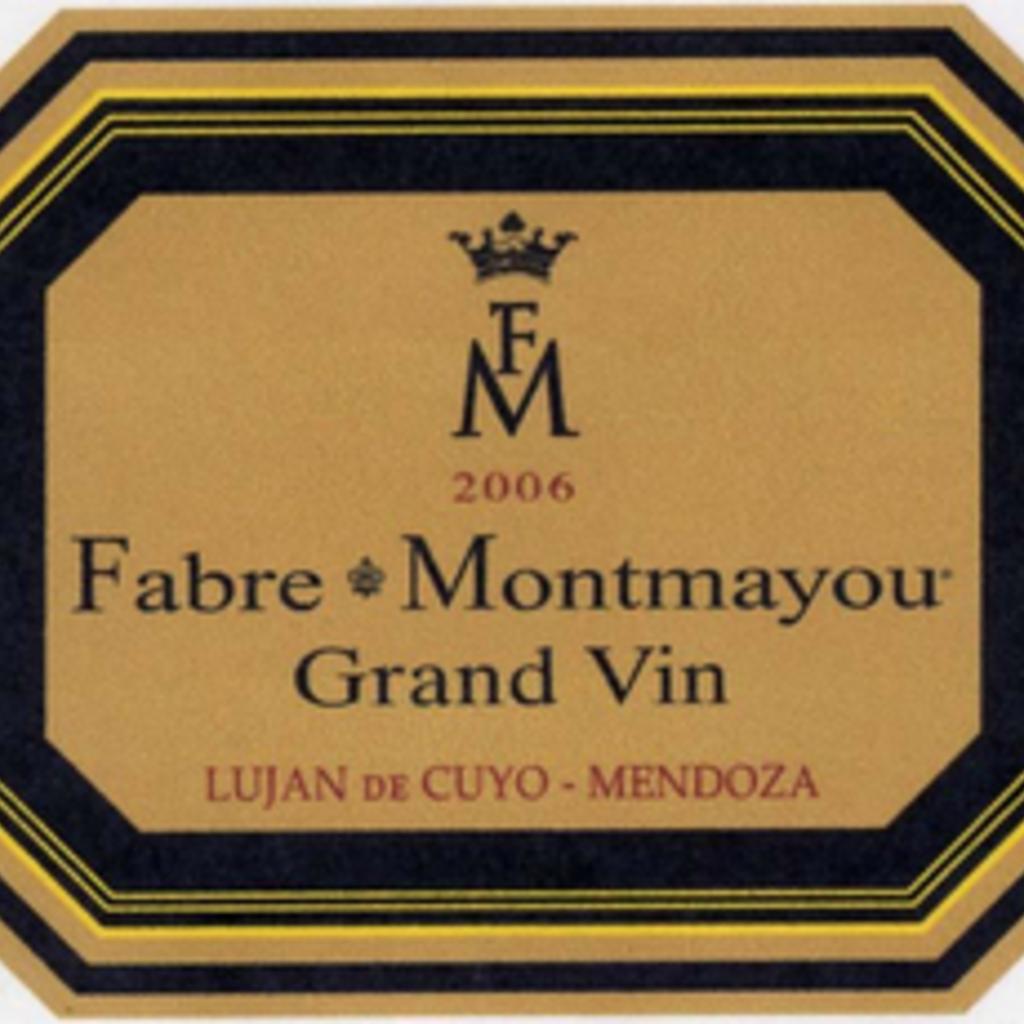 Fabre Montmayou Grand Vin 2015