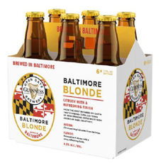Guinness Blonde 6-Pack Bottles