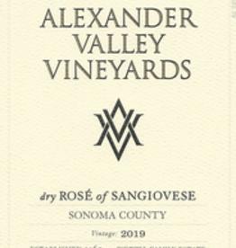 Alexander Valley Rose of Sangiovese 2019