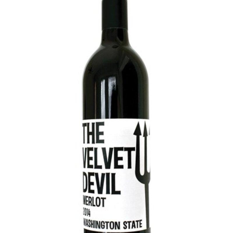 The Velvet Devil Merlot 2018
