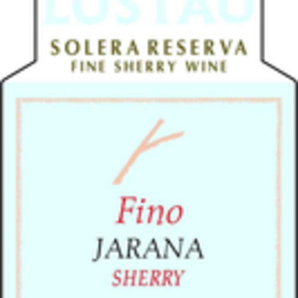 Lustau Fino Jarana Sherry