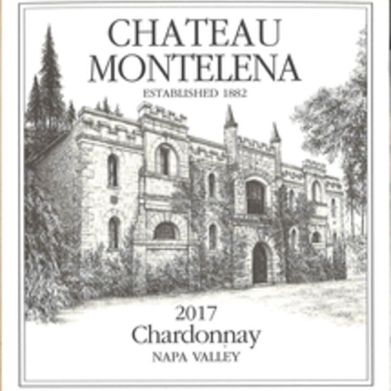 Chateau Montelena Chardonnay 2018