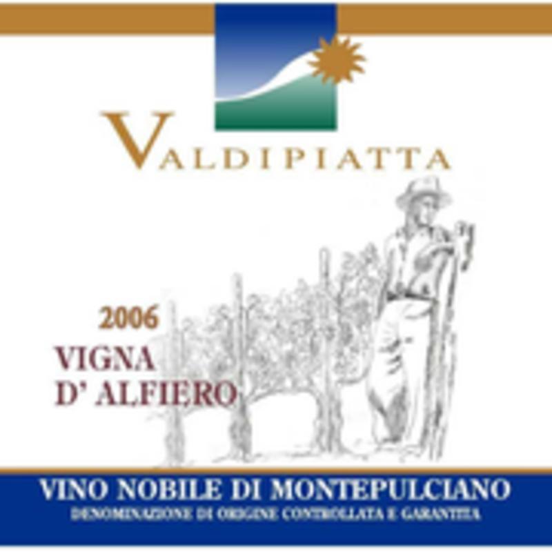 Valdipiatta Vigna D'Alfiero Vino Nobile di Montepulciano 2013