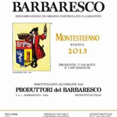 "Produttori ""Montestefano"" Barbaresco Riserva 2014"
