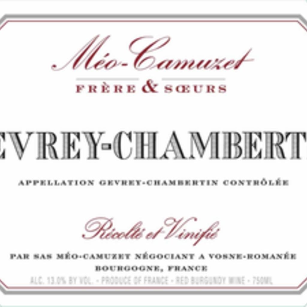 Domaine Méo Camuzet Gevrey-Chambertin 2016