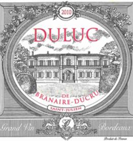 Chateau Branaire-Ducru 2010