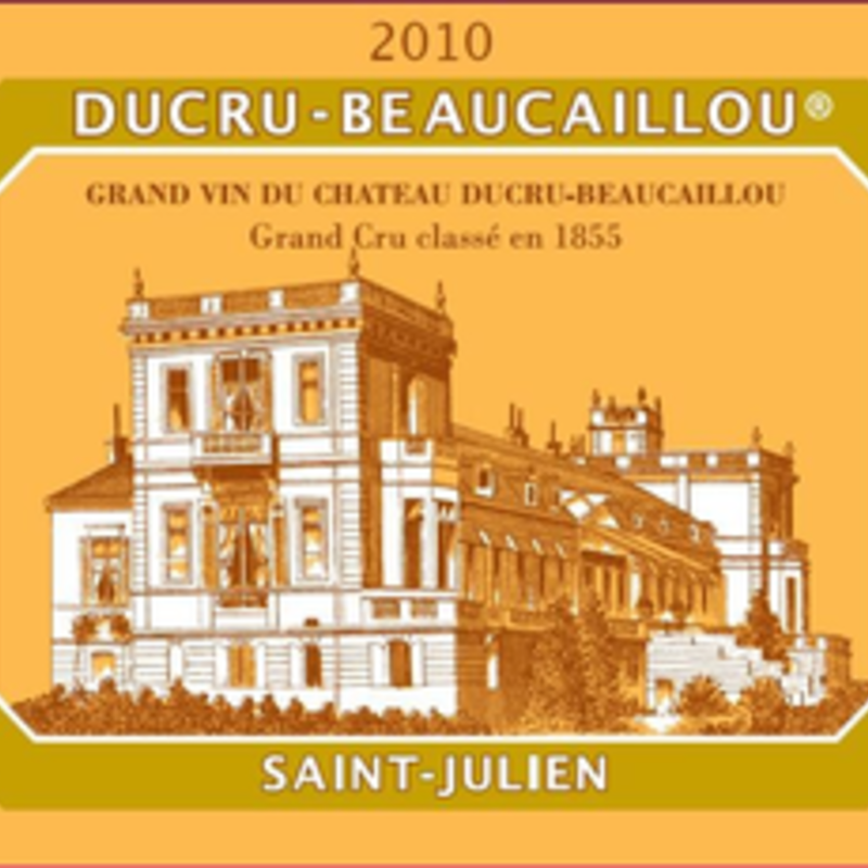 Ducru-Beaucaillou 2010