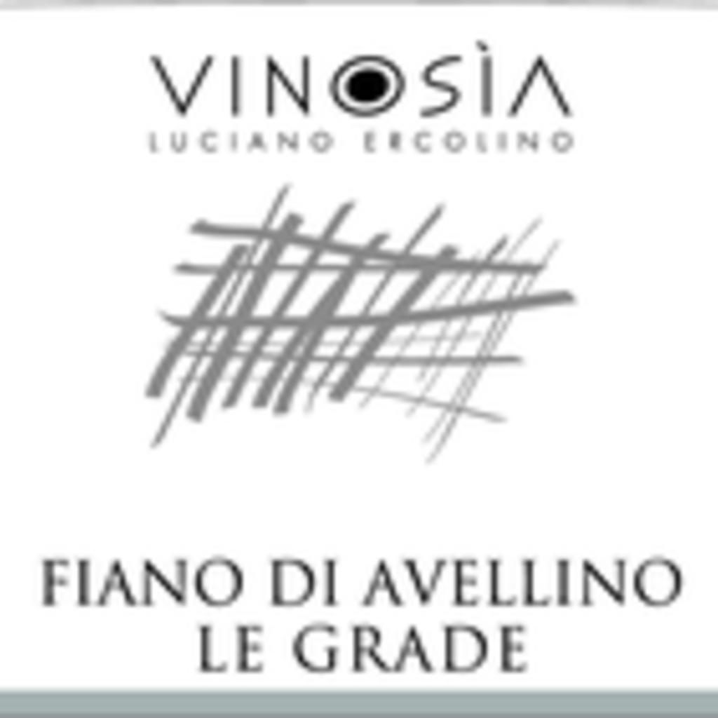"""Vinosia """"Le Grade"""" Fiano di Avellino 2019"""