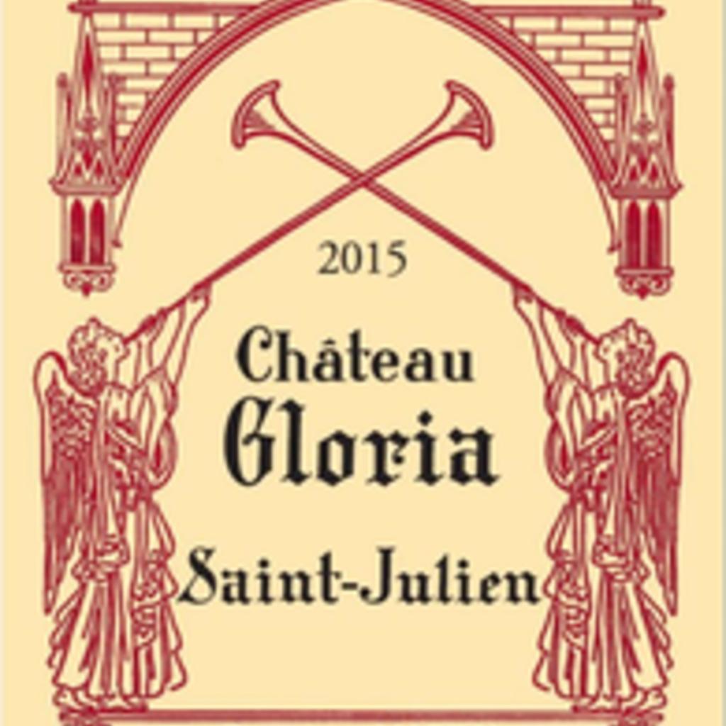 Chateau Gloria 2015 Saint Julien
