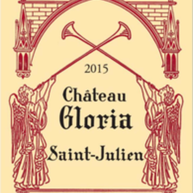 Chateau Gloria 2015 Saint Julien