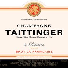 Taittinger La Francaise Brut NV