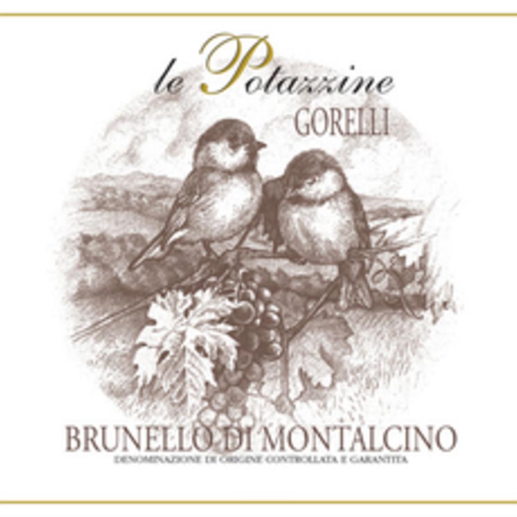 La Potazzine Brunello di Montalcino 2014