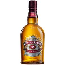 Chivas Regal Scotch 12 Year