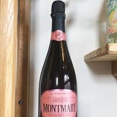 "Grosjean ""Montmary"" Extra Brut Sparkling Rosé"