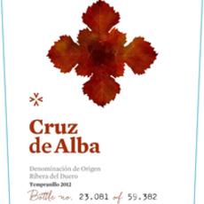 Cruz de Alba Tempranillo 2015
