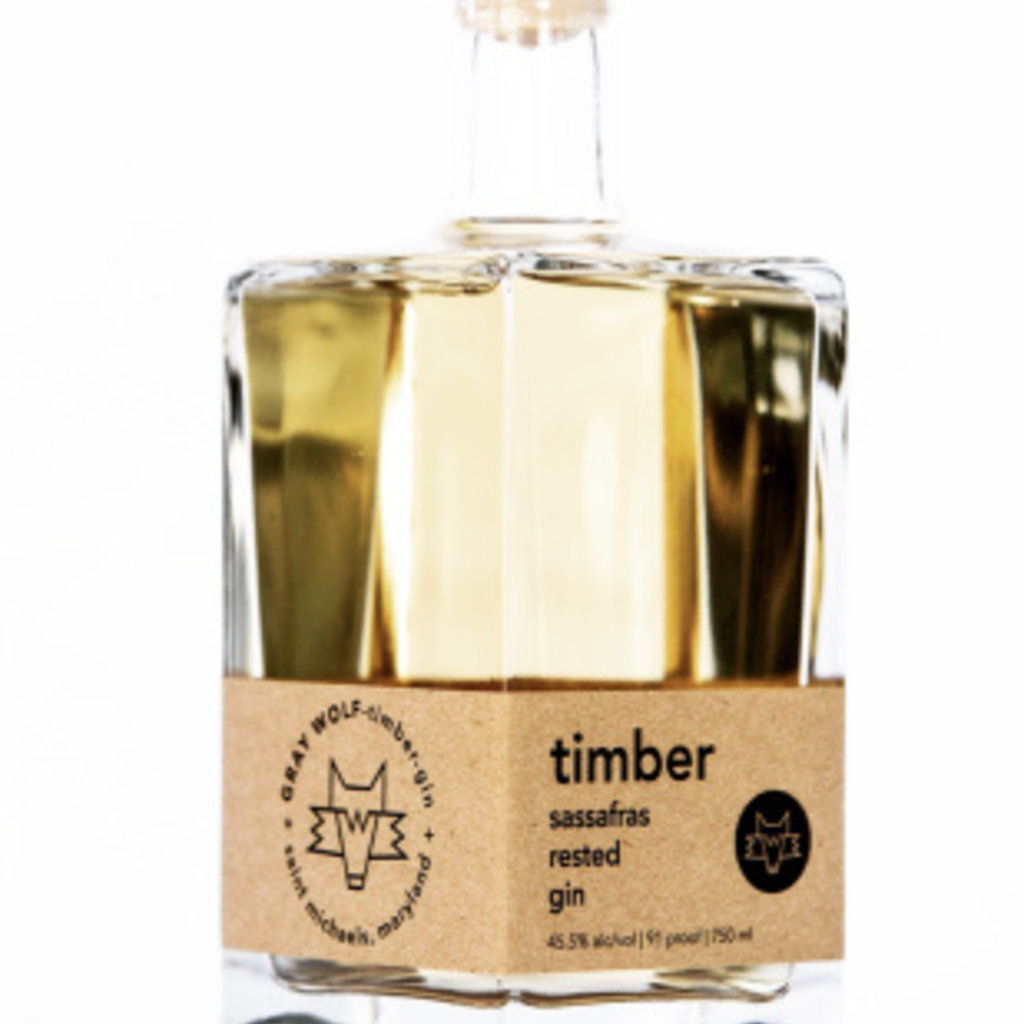 Gray Wolf Timber Gin