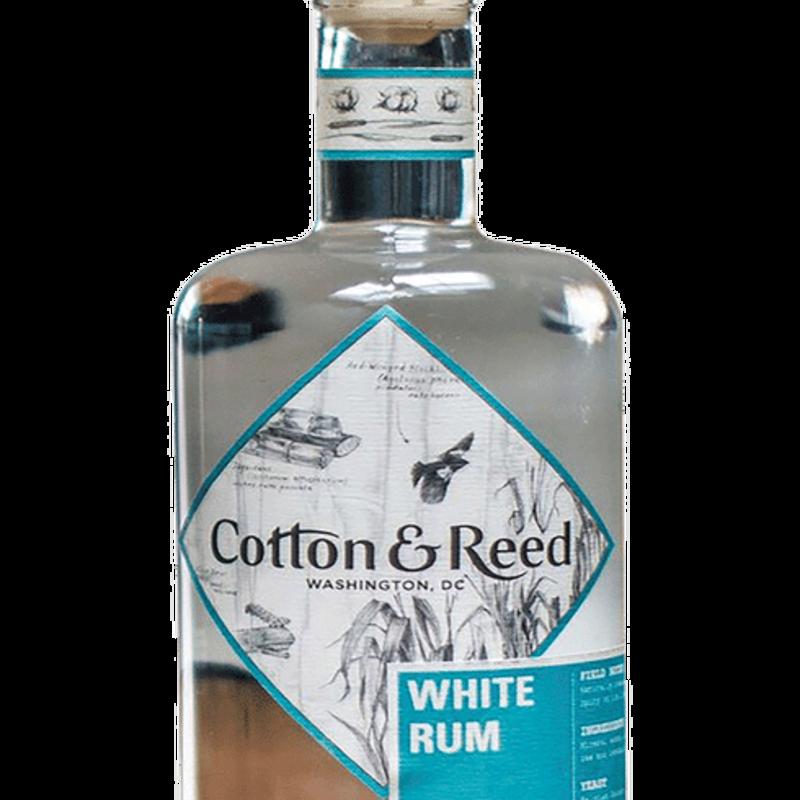 Cotton & Reed White Rum 750mL