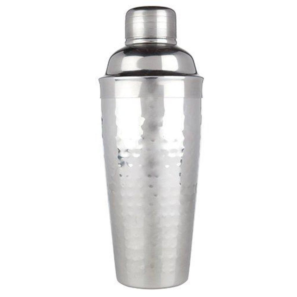 Viski Hammered Cocktail Shaker