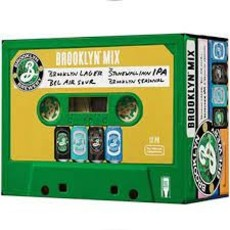 Brooklyn Brewery Mix 12-Pack Cans