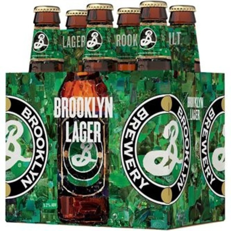 Brooklyn Brewery Lager 6-Pack