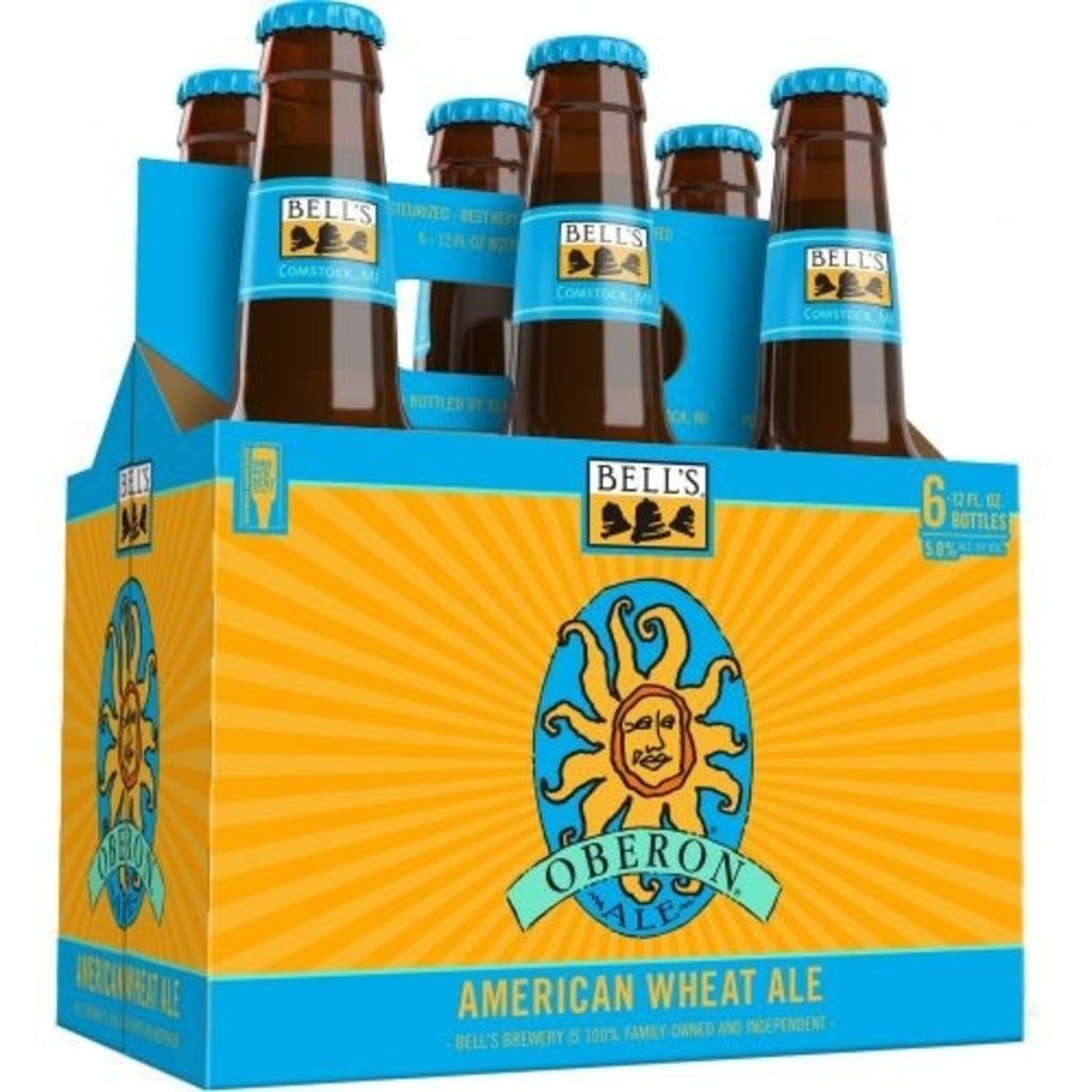 Bell's Oberon Wheat Ale 6-pack