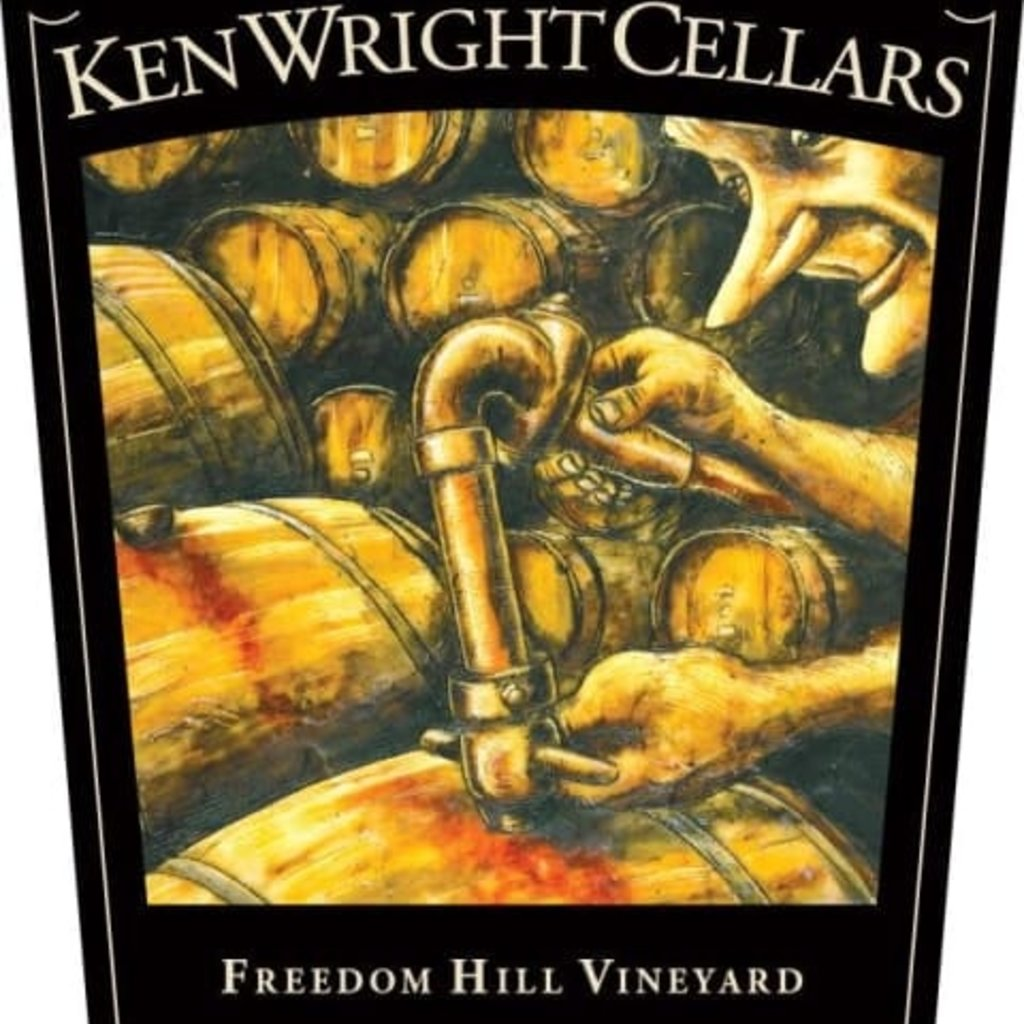 Ken Wright Cellars Freedom Hill Vineyard Pinot Noir 2017