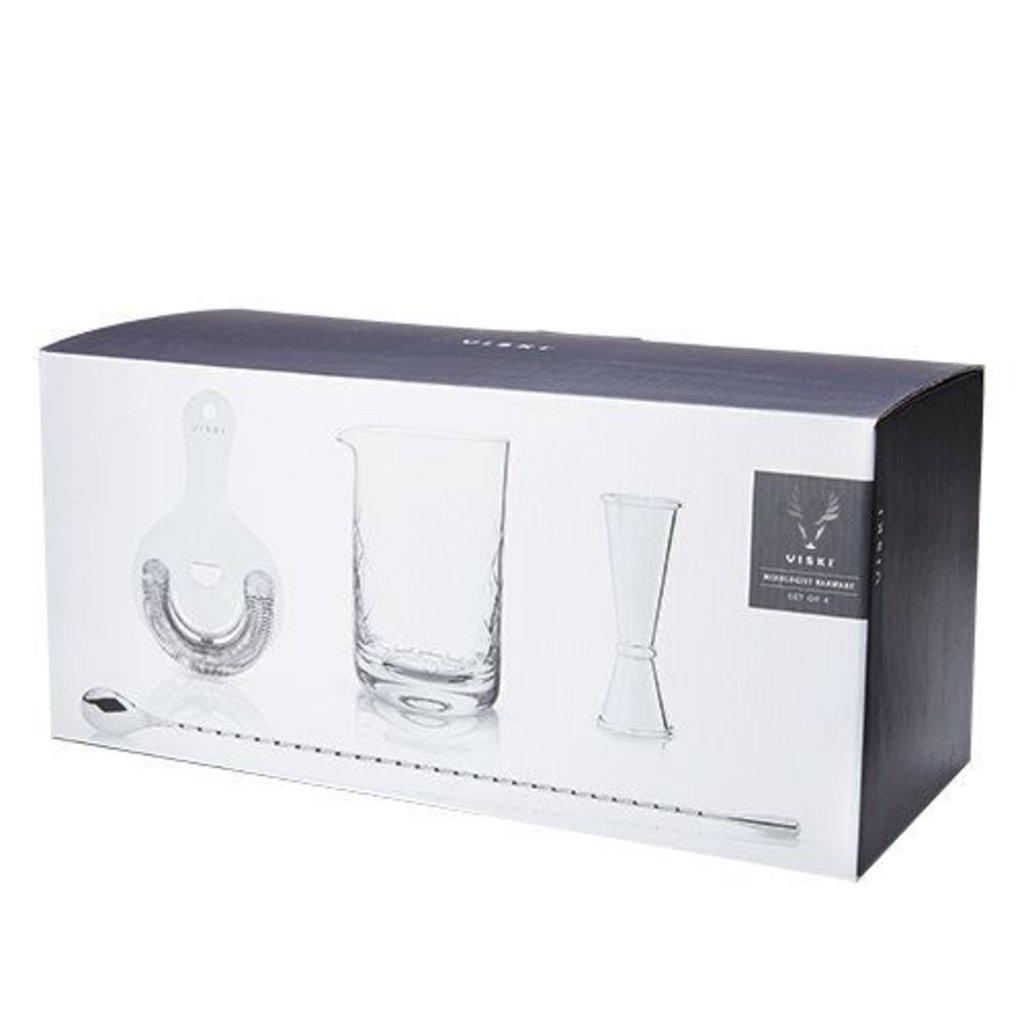 Viski Mixologist Barware Set