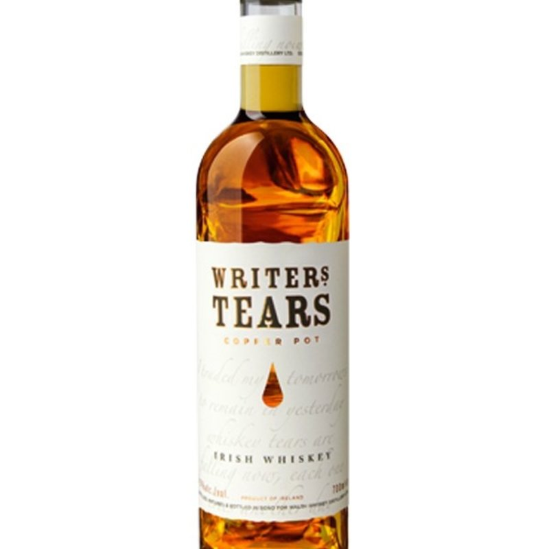 Writer's Tears Copper Pot Irish Whiskey