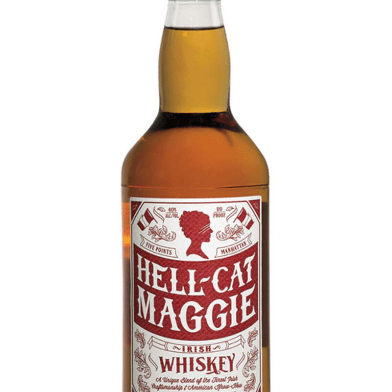Hell Cat Maggie Irish Whiskey