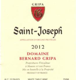 Domaine Bernard Gripa Saint-Joseph 2017