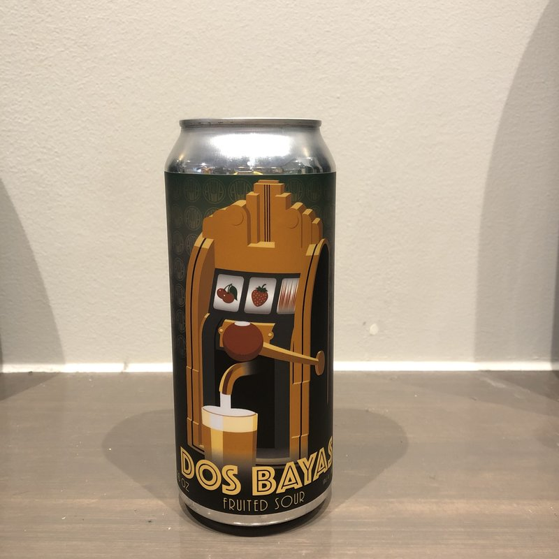 AleCraft Dos Bayas Sour Ale, Single Can