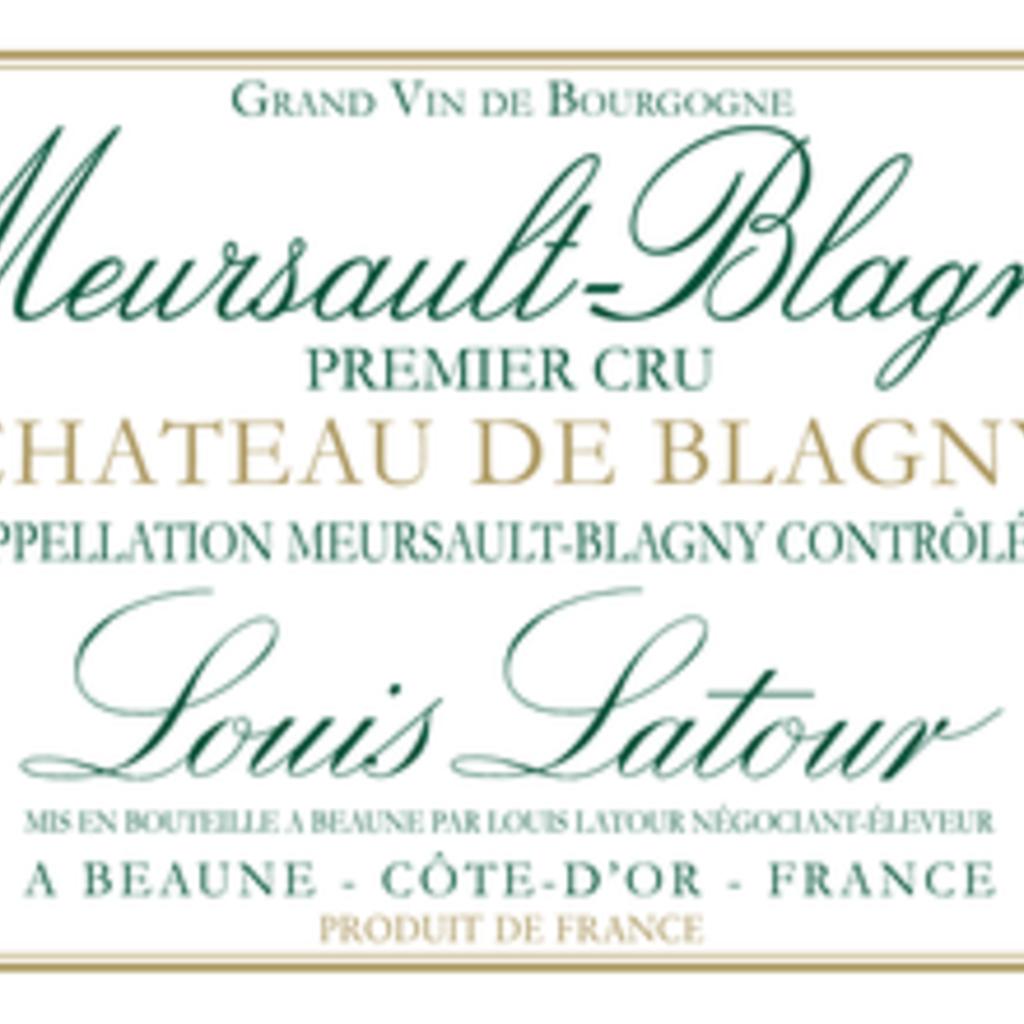 Maison Louis Latour Château de Blagny Meursault-Blagny 1er Cru 18