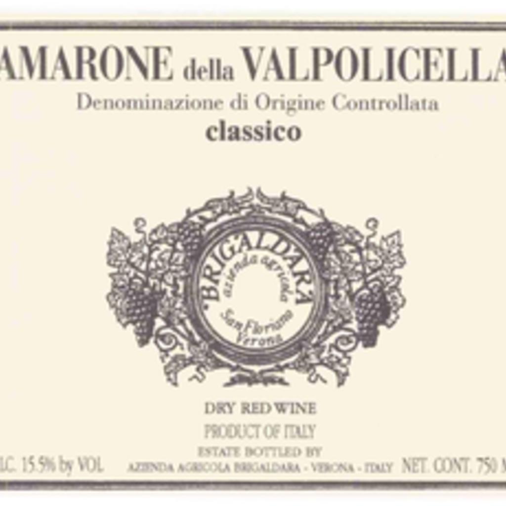 Brigaldara Amarone Classico 2015