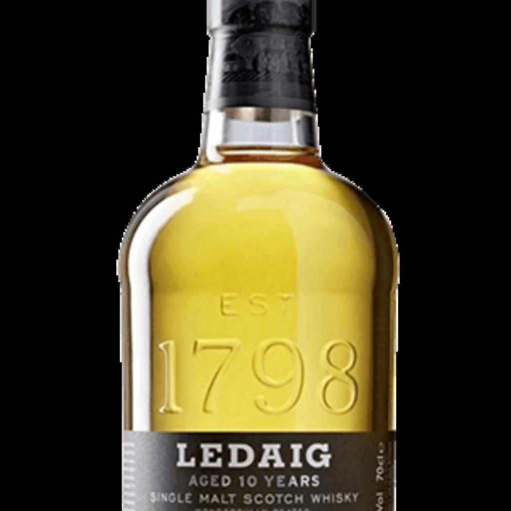 Ledaig 10 Year Old Single Malt Scotch