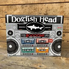 Dogfish Head Brewery Box That Goes Boom Variety 12-Pack