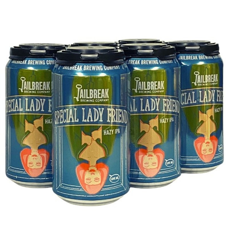 Jailbreak Special Lady Friend Hazy IPA 6-Pack