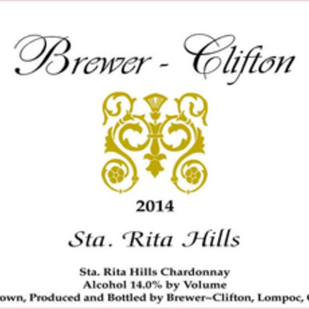 Brewer Clifton Santa Rita Hills Chardonnay 2017
