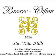 Brewer Clifton Santa Rita Hills Chardonnay 2018