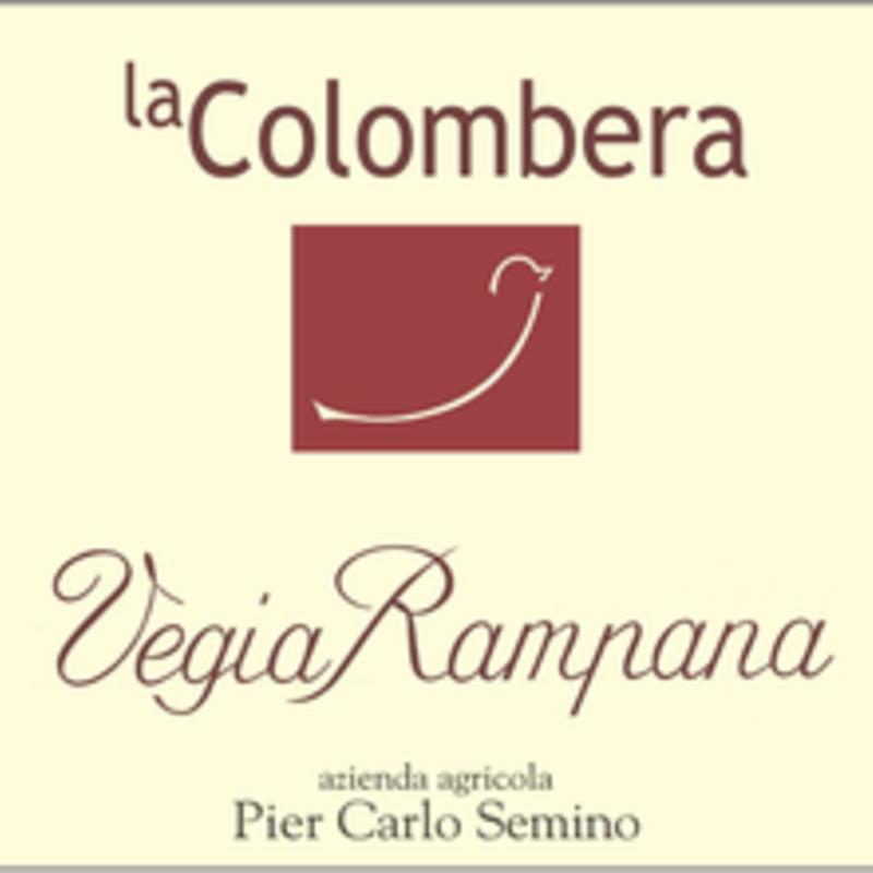 La Colombera Vegia Rampana Barbera 2018